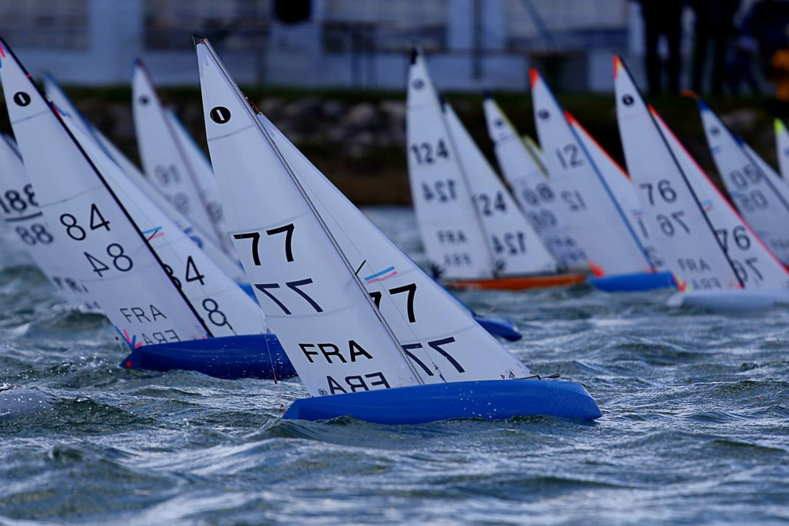 VENTI - FRA 77 - Romain Dubreil - 1st  French Nationals 2020