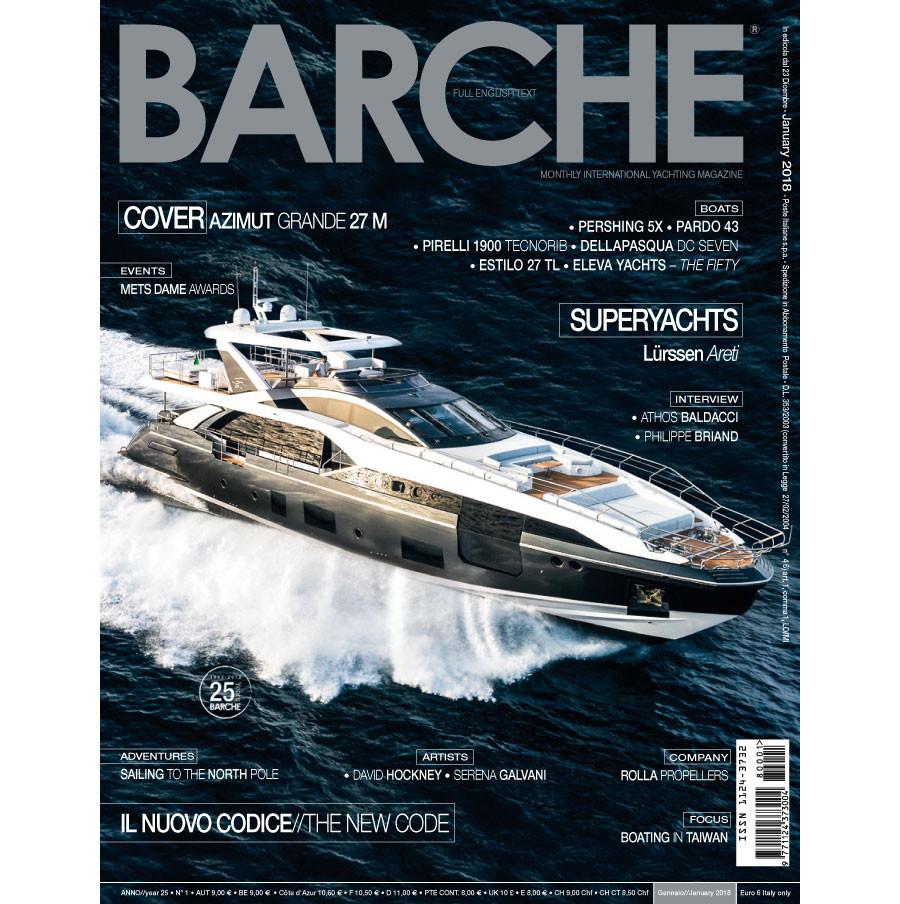 Barche Gennaio 2018