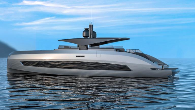 SENSES 07.06 hull grey